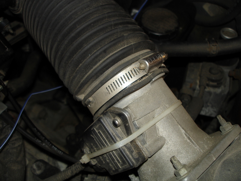 2004 Mercury Sable >> Replace a Camshaft Position Sensor 1997 Ford Taurus