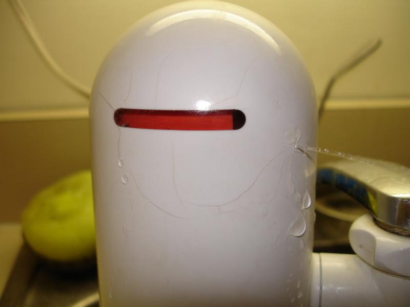 PUR / Dupont / OmniFilter Faucet Mount Filter Failure / Broken / Bad ...